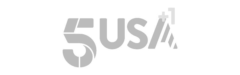 Channel 5 USA Plus 1